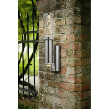 Outside Halogen Wall Lights : Eglo Lighting Trono Crystal Large Halogen Outdoor Wall Light with PIR - Eglo Lighting from ...