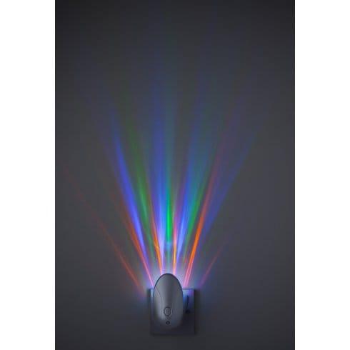firstlight projector led night light with dawn to dusk sensor. Black Bedroom Furniture Sets. Home Design Ideas