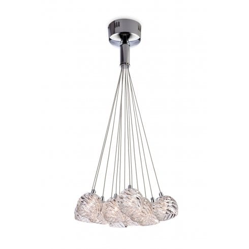 firstlight cluster 13 light ceiling pendant collection in