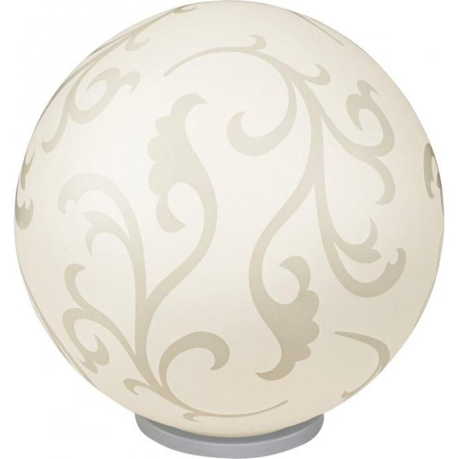 Small Decorative Lamps on Eglo Lighting Rebecca Small Decorative Globe Table Lamp   Lighting
