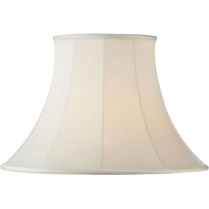 Carrie 22 Inch Shade In Cream Fabric Finish