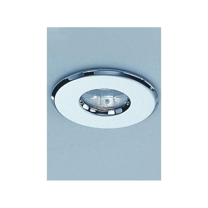 Low Voltage Bathroom Lighting: Franklite Recessed Low Voltage Polished Chrome Bathroom