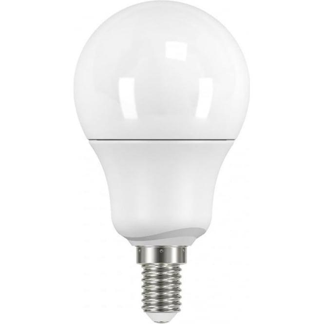 dar lighting led e14 dimmable gls shaped bulb. Black Bedroom Furniture Sets. Home Design Ideas