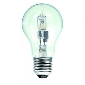70w E27 Halogen GLS Clear Lamp