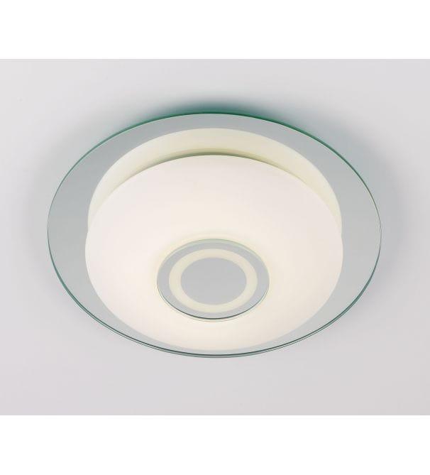 Bathroom Ceiling Lights Low Energy : Endon lighting enluce single light small flush low energy