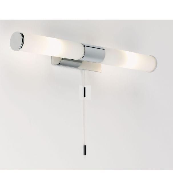 Endon Lighting Enluce 2 Light Halogen Bathroom Wall Fitting In Polished Chrome Finish Endon
