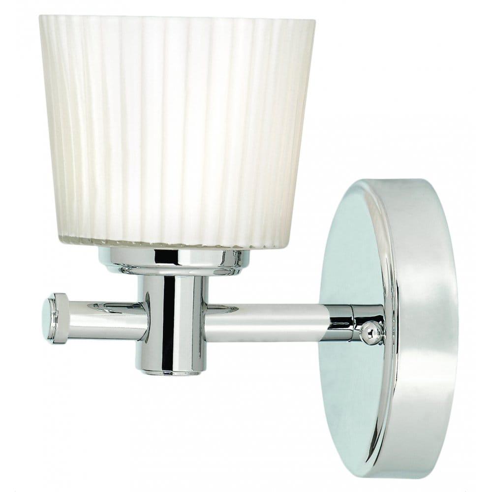 Elstead Lighting Binstead Single Light Halogen Bathroom Wall Fitting Elstead Lighting From