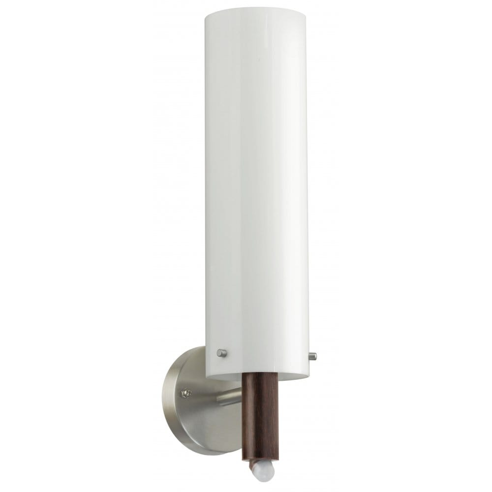 Low Energy Exterior Wall Lights : Eglo Lighting Dodo Low Energy Outdoor Wall Light with PIR - Eglo Lighting from Castlegate Lights UK