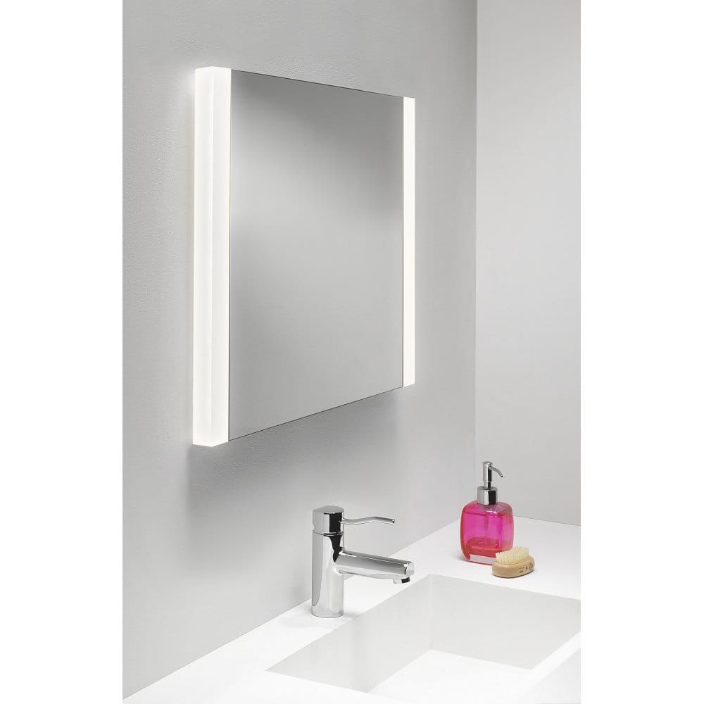 Bathroom Mirror Lights above mirror bathroom light 8w t5 chrome bathroom wall light