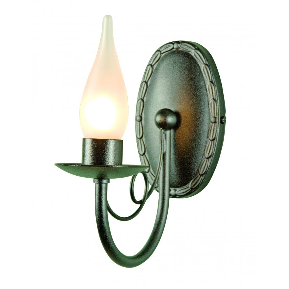 Elstead Lighting Minster Single Light Bathroom Wall Light