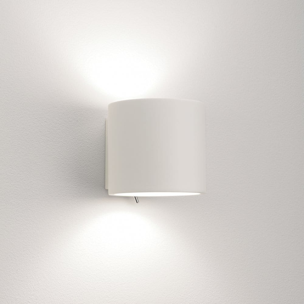 Wall Light Fitting Instructions : Astro Lighting Brenta Single Light Switched Ceramic Wall Fitting - Astro Lighting from ...