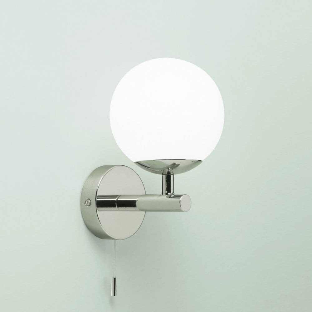 Halogen Bathroom Wall Sconces : Astro Lighting California Single Light Switched Halogen Bathroom Wall Fitting - Astro Lighting ...