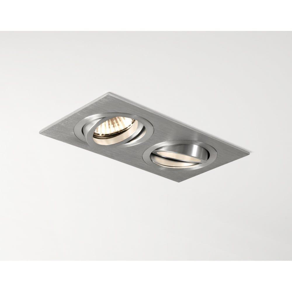 astro lighting taro 2 light recessed adjustable spot light. Black Bedroom Furniture Sets. Home Design Ideas