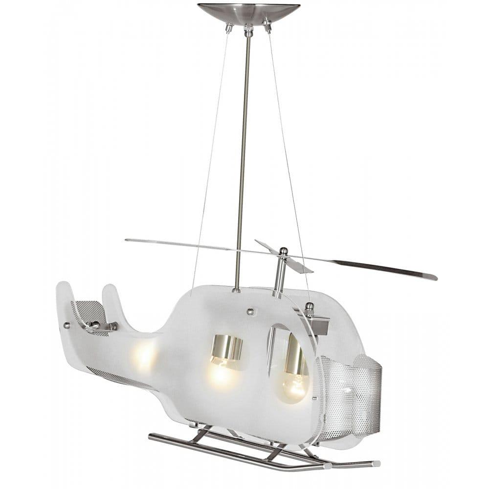 Searchlight lighting glass helicopter 3 light pendant fitting searchlight lighting from - Guide massive bathroom lighting optimum illumination ...