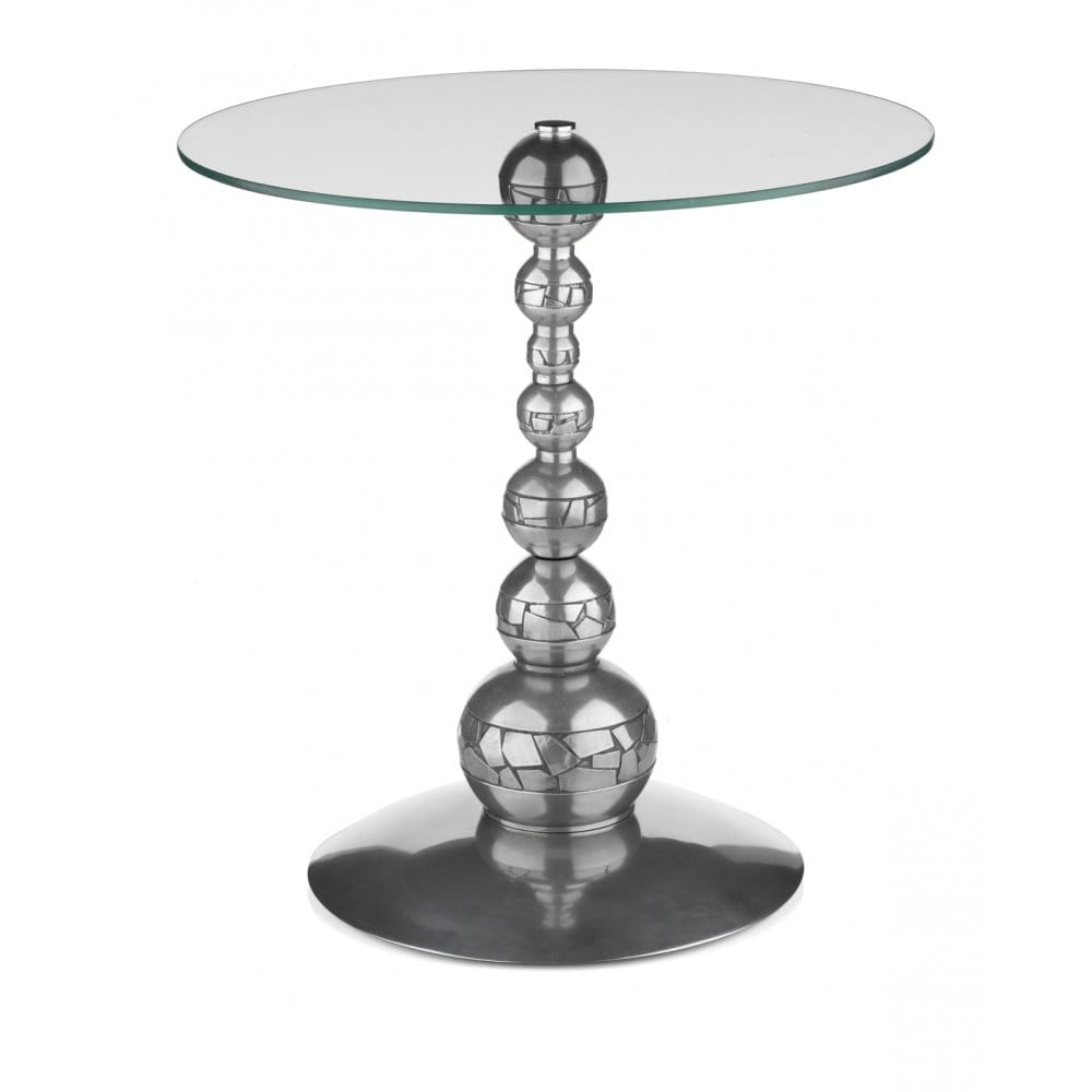 David Hunt Lighting Garbo Mosaic Coffee Table With A