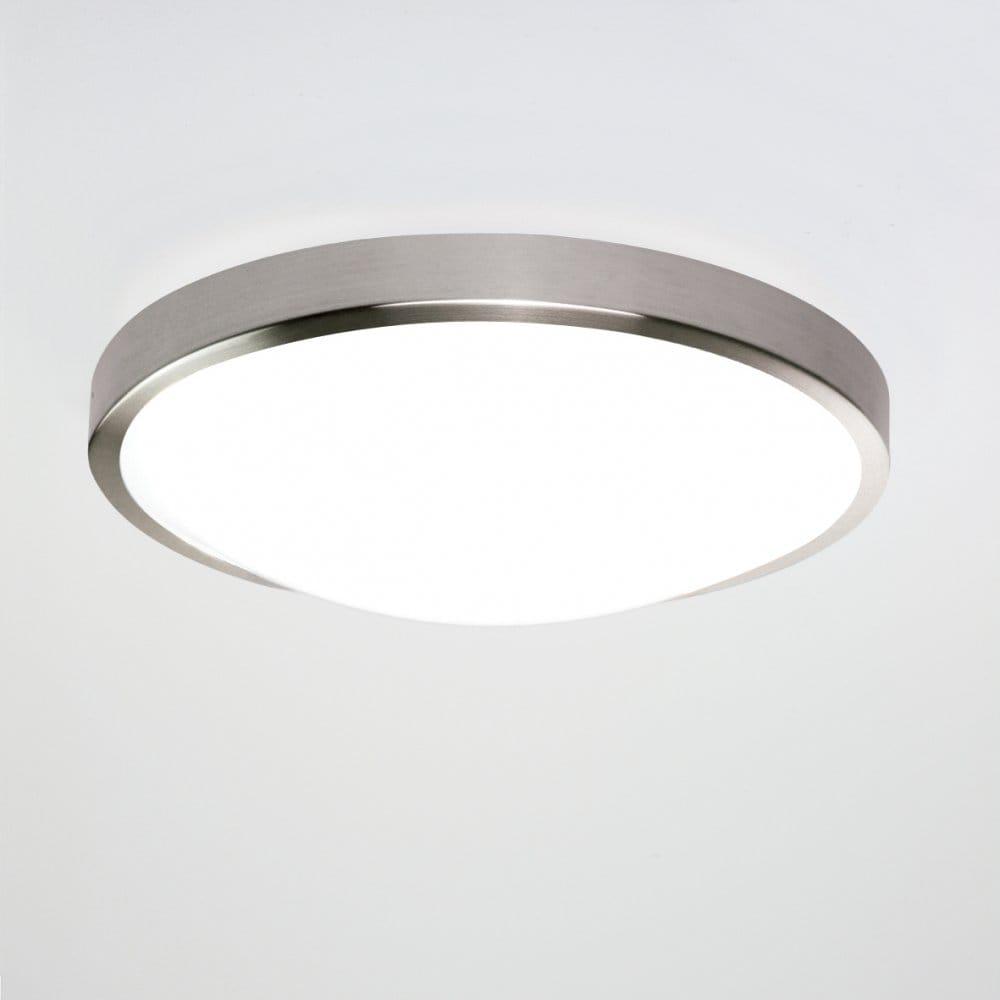 Astro Lighting Osaka Single Light Low Energy Bathroom Ceiling Fitting In Brus