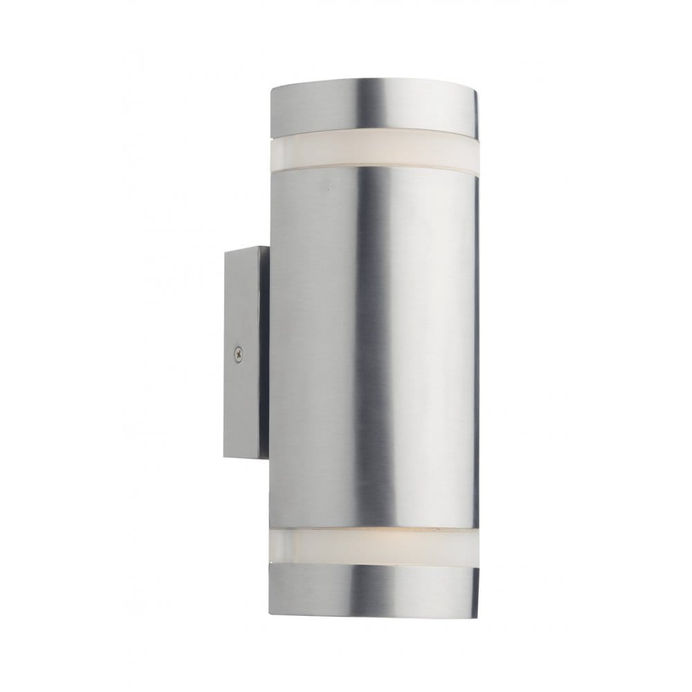 Miller bathroom fittings - Dar Lighting Wessex Outdoor 2 Light Up And Down Wall