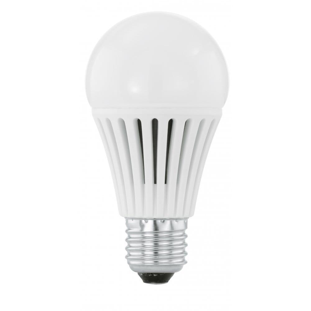 eglo lighting 7w led warm white led e27 edison screw gls lamp eglo lighting from castlegate. Black Bedroom Furniture Sets. Home Design Ideas