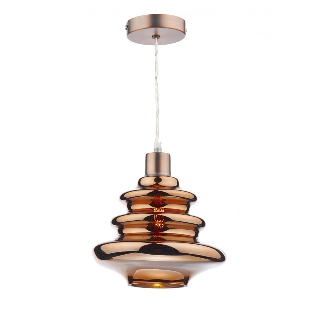Dar Lighting Zephyr Easy Fit Ceiling Light Pendant In A