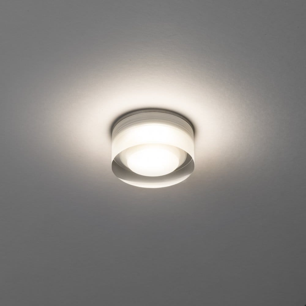 Fluorescent Light Fixtures Vancouver: Astro Lighting Vancouver Single Light Recessed LED Round