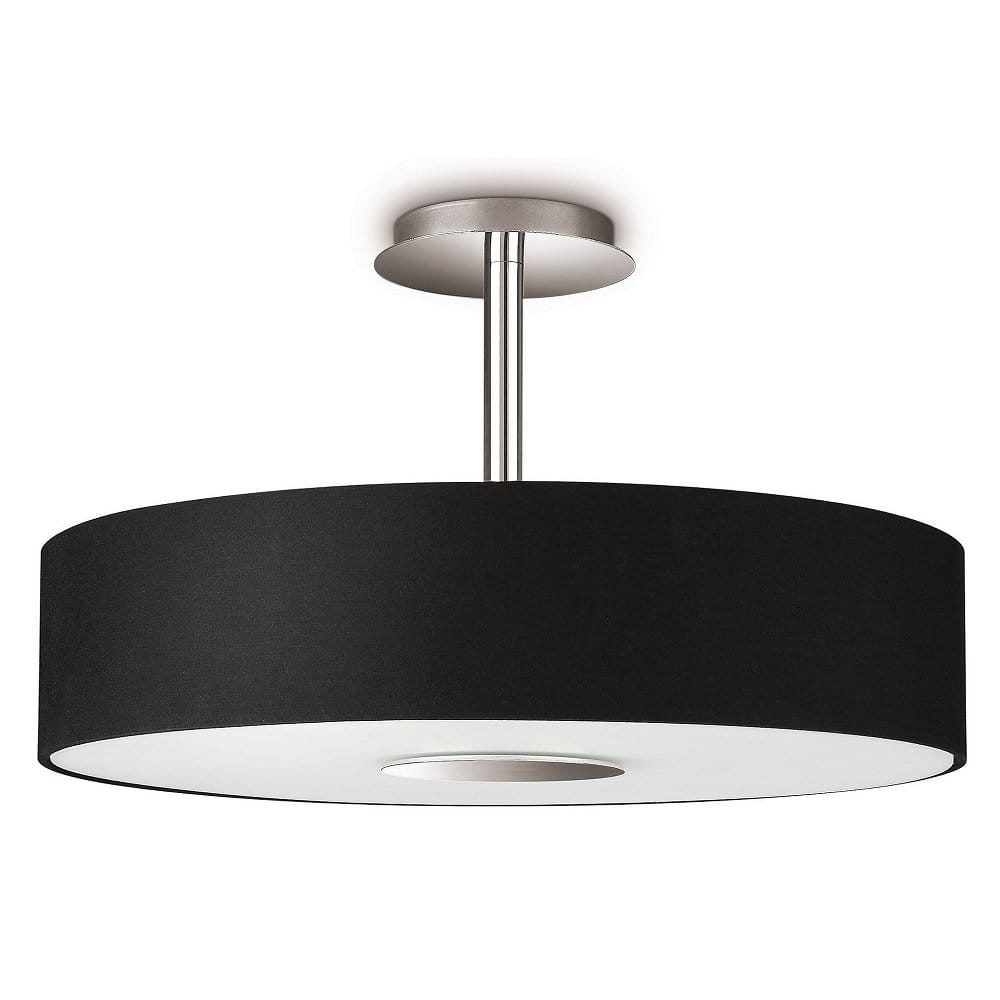 Philips In Style Flora 3 Light Halogen Semi Flush Ceiling ...