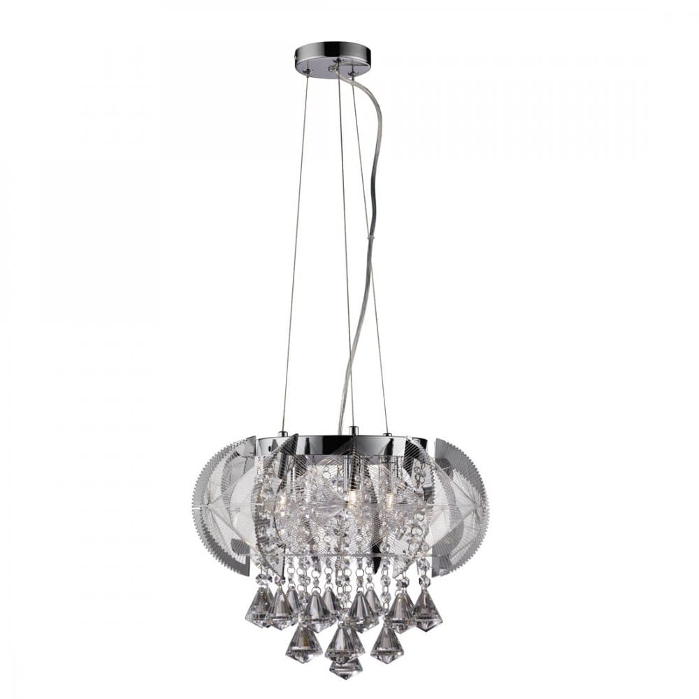 searchlight lighting fountaine 3 light halogen ceiling