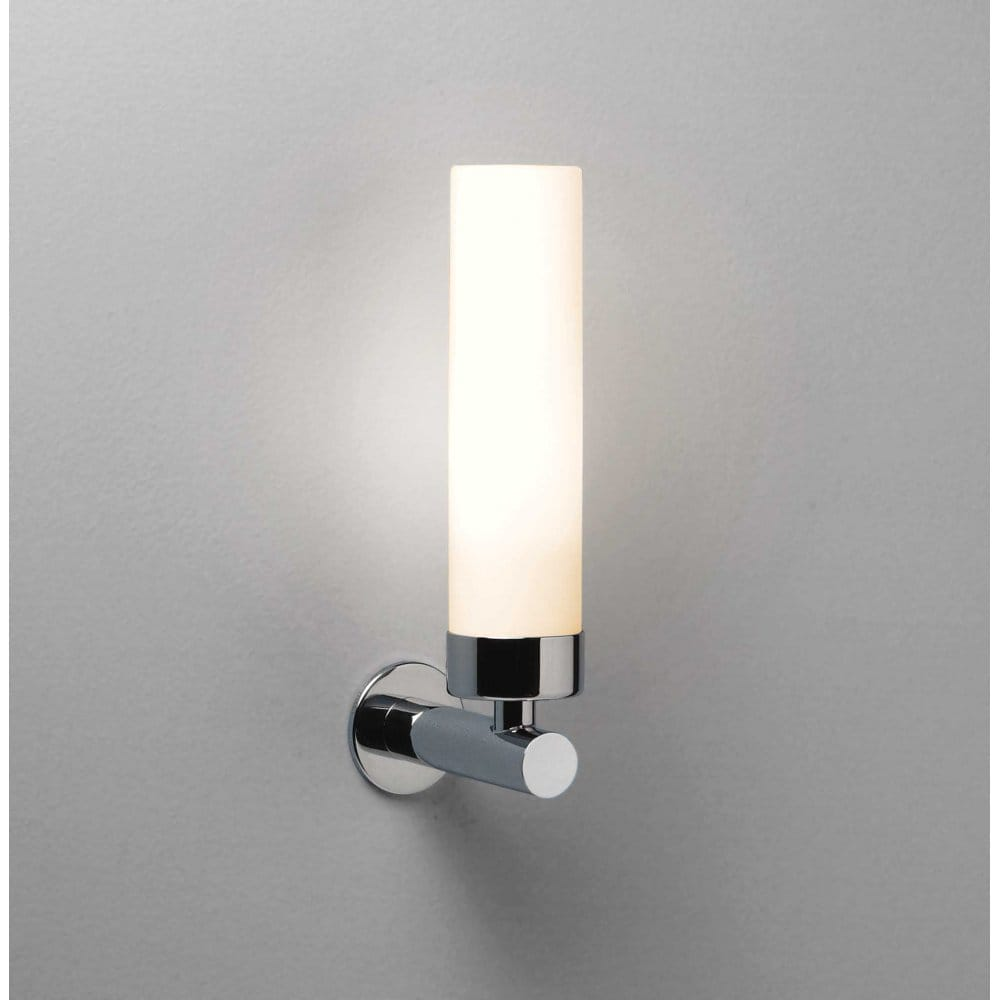Led Bathroom Wall Lights Uk: Astro Lighting Tube LED Bathroom Wall Fitting In Polished