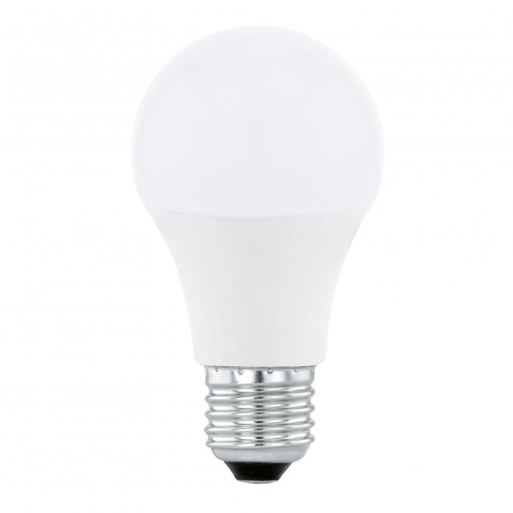 eglo lighting 7w led warm white e27 edison screw lamp eglo lighting from castlegate lights uk. Black Bedroom Furniture Sets. Home Design Ideas