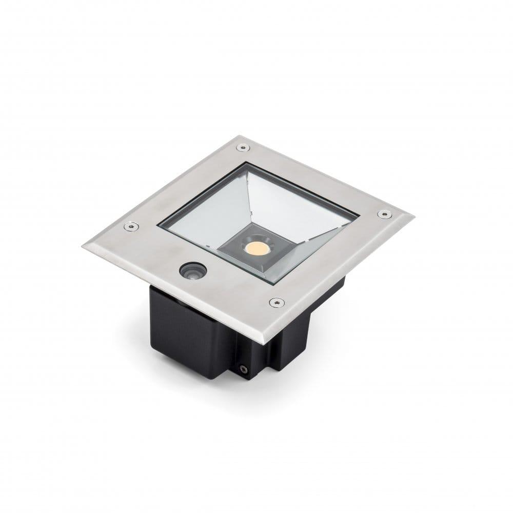konstsmide high powered 12w led large ground spot light. Black Bedroom Furniture Sets. Home Design Ideas
