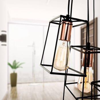 industrial lighting, industrial style lighting, industrial pendant lights
