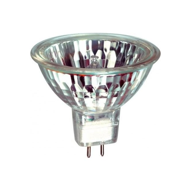 Bell Lighting 20w Pack Of 3 Long Life Halogen Low Voltage Dichroic Clear