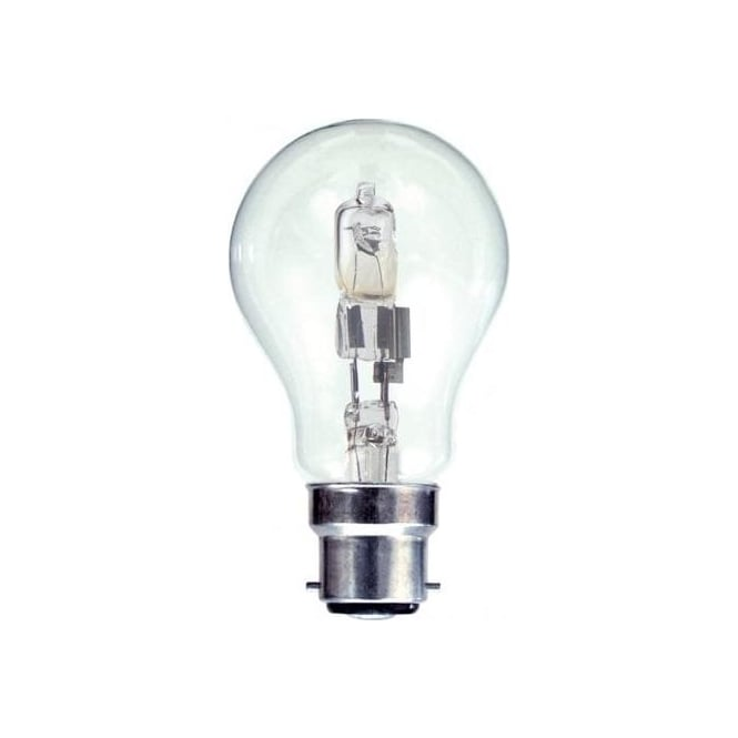 Bell Lighting 42w Halogen BC Clear GLS Bulb