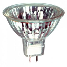 50w Pack Of 3 Long Life Halogen Low Voltage Dichroic Clear