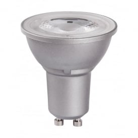 5w Eco LED Halo GU10 Cool White Dimmable Lamp