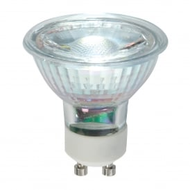 5W LED Dimmable GU10 Bulb in Cool White