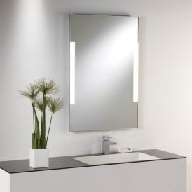 1071007 Imola 900 LED 2 Light Illuminated Bathroom Mirror