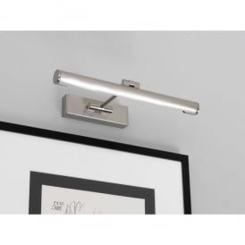 1115001 Goya 365 Low Energy Picture Light in Brushed Nickel Finish