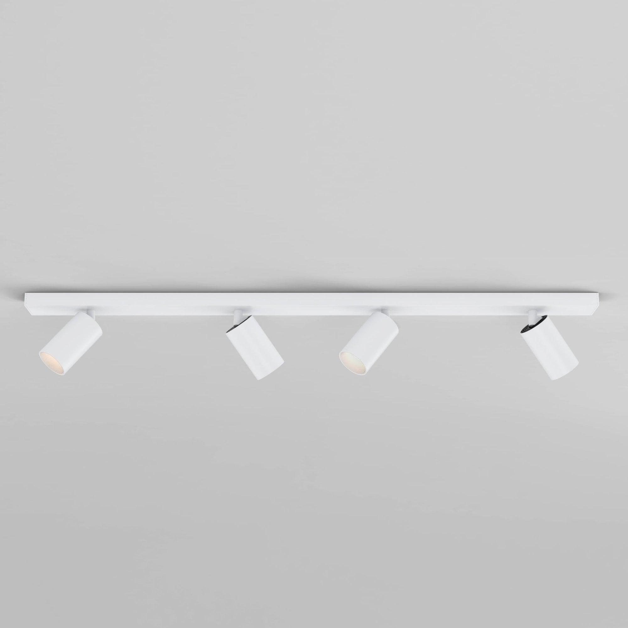 4X LED Floor Spotlight Stainless Steel Path Lighting Outdoor Light Recessed