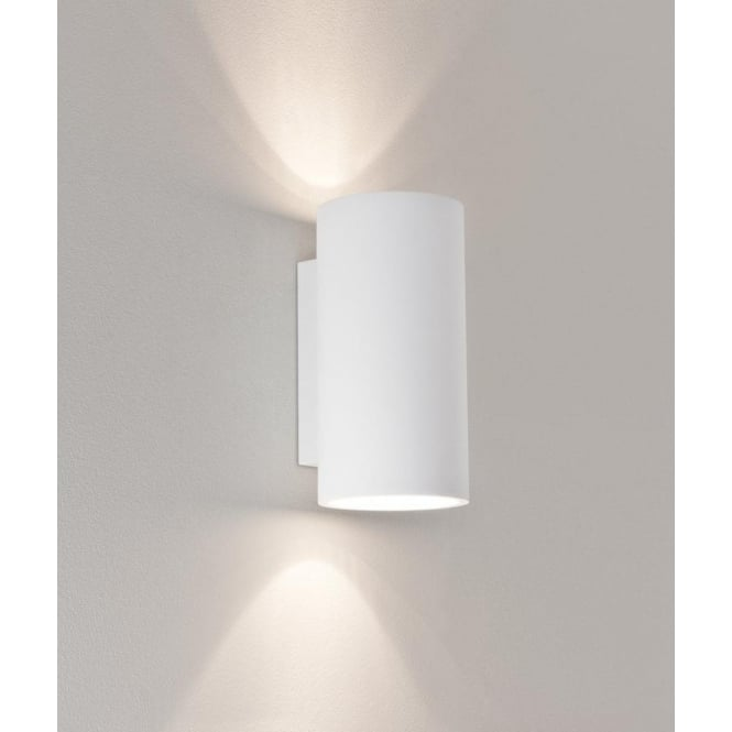 Astro Lighting 7002 Bologna 2 Light Halogen Ceramic Wall Fitting