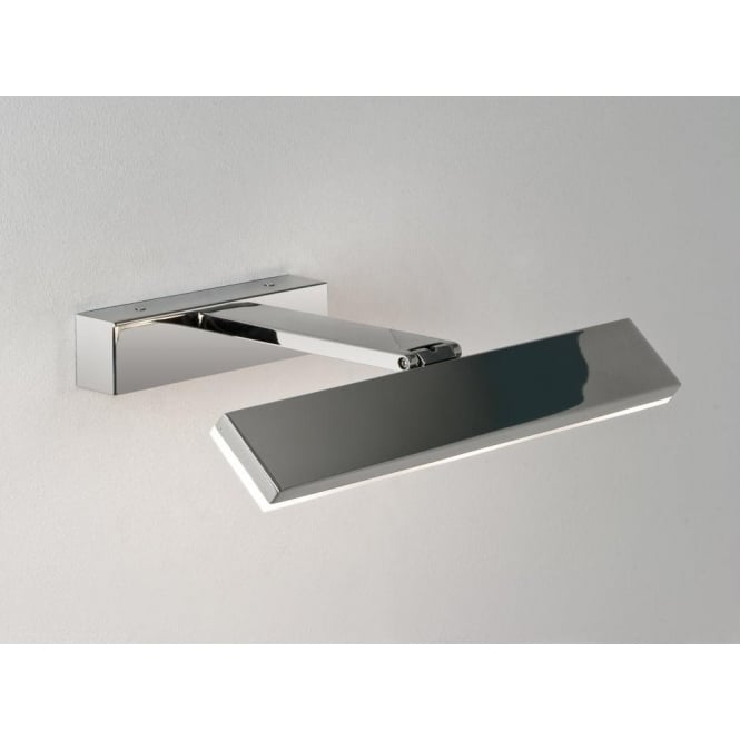 over mirror lighting. 7009 Zip 3 Light LED Bathroom Over Mirror Wall Fitting In Polished Chrome Lighting M