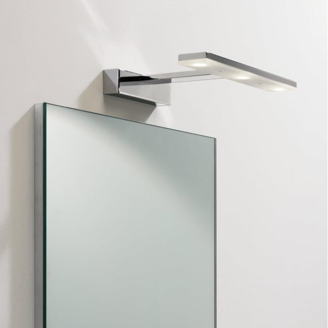 Astro lighting 7009 zip 3 light led bathroom over mirror wall 7009 zip 3 light led bathroom over mirror wall fitting in polished chrome aloadofball Choice Image