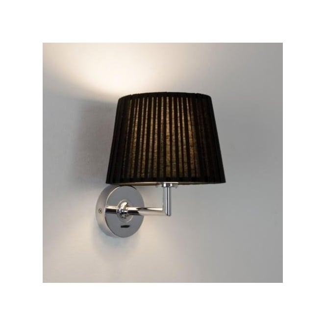 Astro Lighting Appa Black Pleated Shade Only