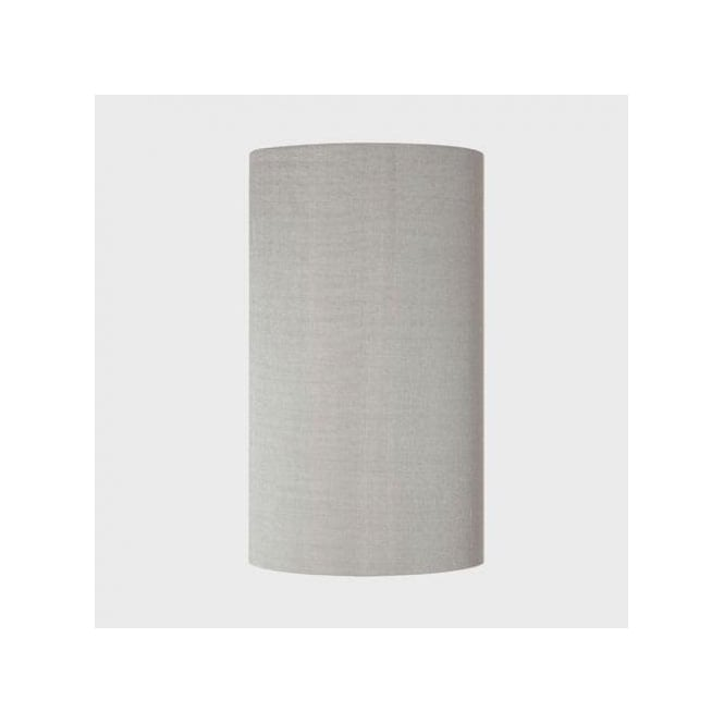 Astro Lighting Appa Solo and San Marino Oyster Silk Tube Shade for Wall Fitting.