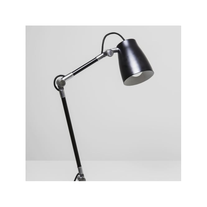 Astro Lighting Atelier Single Light Arm Assembly Fitting In Black Finish