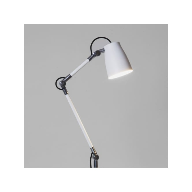 Astro Lighting Atelier Single Light Arm Assembly Fitting In White Finish
