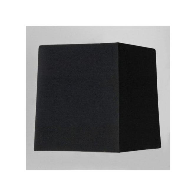 Astro Lighting Azumi Lambro Fabric Shade In Black Finish