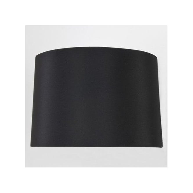 Astro Lighting Azumi Momo Fabric Shade In Black Finish