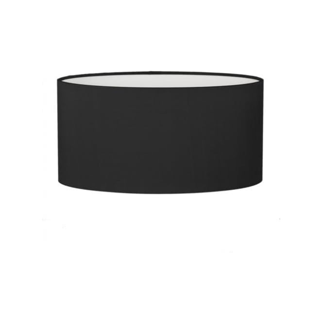 Astro Lighting Black Fabric Oval Shade