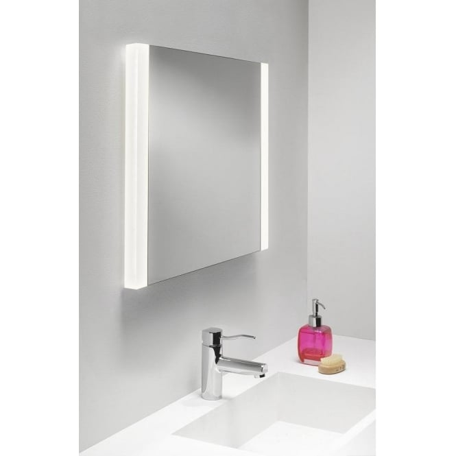 bathroom mirror with lights. calabria low energy bathroom mirror light with hand sensor activition lights t