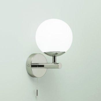 astro lighting california single light switched halogen bathroom wall